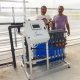 Hydria 4+ Fertigation System at Customer\'s Greenhouse